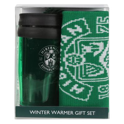 THERMO MUG AND SCARF SET image