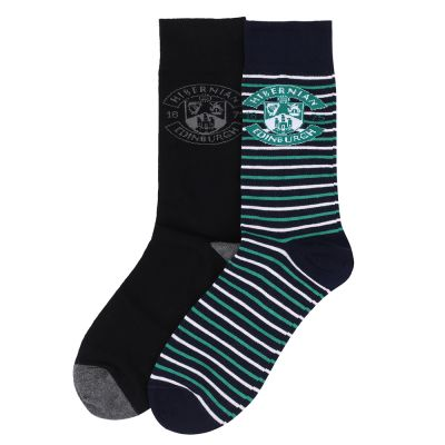 TWIN PACK DRESS SOCKS 7-11 image