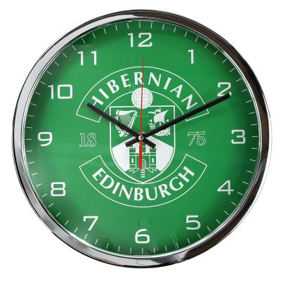 WALL CLOCK (METAL SURROUND)) image