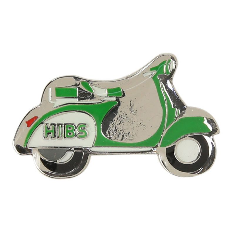 PIN BADGE SCOOTER